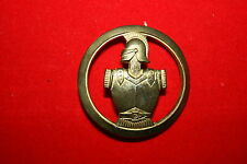 ORIGINAL FRENCH ARMY TRANSMISSION SERVICE BERET BADGE NOT FOREIGN LEGION RADIO