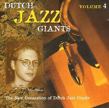 NEW GENERATION OF DUTCH JAZZ GIANTS - DUTCH JAZZ GIANTS VOLUME 4 (CD)
