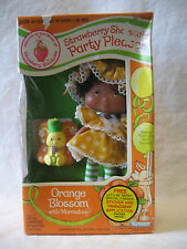 UNUSED 1983 Kenner Strawberry Shortcake ORANGE BLOSSOM Party Pleaser doll MIB !!
