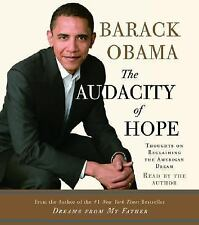 The Audacity of Hope : Thoughts on Reclaiming the American Dream Barack Obama 77