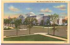 Beautiful 1931 Postcard National Gallery of Art Washington D.C. Unposted