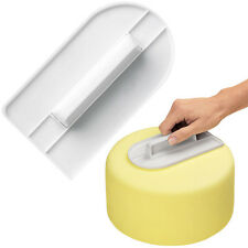 Cake Smoother Polisher Tools Cutter Decorating Fondant Sugarcraft Icing Mold I++