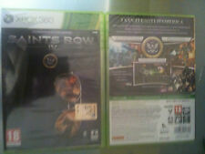 Saints Row IV Commander In Chief Edition  XBOX 360 NUOVO VERSIONE ITALIANA