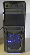 Fast Gaming PC Intel Quad i7 3.4 GHz 16gb ddr3 1 TB HDD 2gb GTX 750ti Windows 7