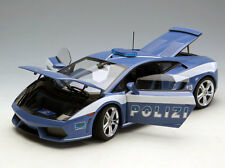 NEW 1/18 Autoart Diecast  Lamborghini Gallardo LP560-4 Italian Police car model