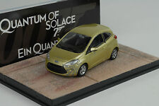 Movie James Bond Ford KA Quantum of solace 1:43 Ixo