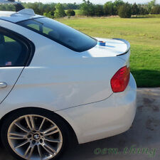 """""""SHIP OUT TODAY"""" PAINTED BMW E90 3 SERIES 4D SEDAN M3 TRUNK BOOT SPOILER #668"""