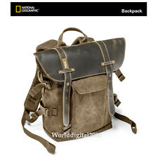 Genuine National Geographic NG A5280 Small BackPack For Laptop & Cameras