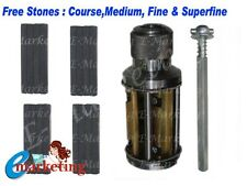 "HQ CYLINDER ENGINE HONE KIT-3.1/2"" to 6.1/2"" HONING MACHINE WITH STONES FREE"