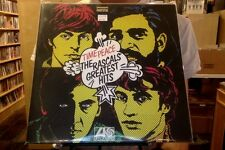 The Rascals Greatest Hits Time Peace LP new 180 gm vinyl RE reissue