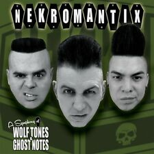 Nekromantix - A Symphony Of Wolf Tones And Ghost Notes [New Vinyl] Digital Downl