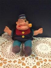 "VINTAGE 1977 TOY PLUSH WITH VINYL HEAD AND ARMS - POPEYE THE SAILOR MAN  8"" TALL"