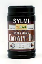 16 oz Ayurvedic 100% Pure Organic Extra Virgin COCONUT OIL Cold Pressed RAW 1 Lb