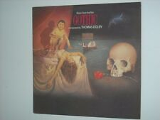 THOMAS DOLBY Music From The Film GOTHIC LP