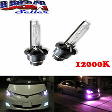 12000K D2S D2R Xenon HID Bulbs Direct Replacement Factory 4300K HID Headlights