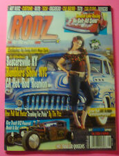"OL' SKOOL RODZ MAGAZINE  MAY/2010...""CRANKING FOR PINKS"" POSTER..HOT ROD REUNION"