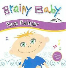 BRAINY BABY: PARA RELAJAR - PEACEFUL BABY CD Spanish