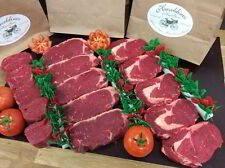 Hazeldines British Matured Mixed Beef Steak Pack Food Hamper Meat Box