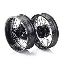 Triumph Motorcycles A9648041 Thruxton 1200 Black Wheel Kit