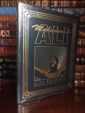 Easton Press Muhammad Ali Story of Boxing Legend New Sealed Leather Bound Book