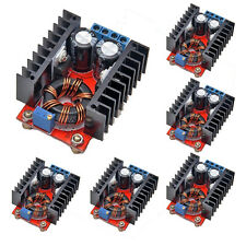 5pcs 150W DC-DC Boost Converter 10-32V to 12-35V 6A Step Up Power supply module
