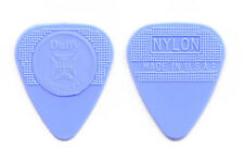The Cult Billy Duffy Blue Herco Guitar Pick - 2 Dot Variation - 2011 Tour