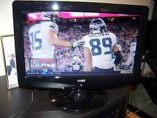 "Coby 15"" LED TV (LEDTV1526) w/Power Cord NO REMOTE"