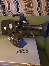 ECLAIR NPR 16mm with 2 magazines and ANGENIEUX 12-120mm f/2.2 10x12C