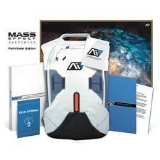 NEW! MASS EFFECT: ANDROMEDA Pathfinder Collectors Edition Backpack & Guide Book