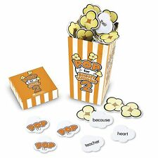 Pop For Sight Words 2 Reading Game - Children's Popcorn First Word Literacy Game