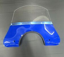 Fly screen blue for Vespa & LML by Cuppini