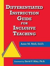 Differentiated Instruction Guide for Inclusive Teaching Moll (2003, Paperback)