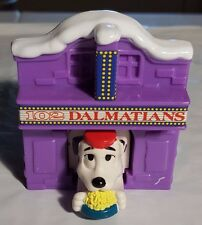 McDonalds Happy Meal Toys 102 Dalmatians 101 DALMATIONS DOGS #82 Movie Theater