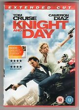 (GU720) Knight And Day - 2010 Extended Cut DVD