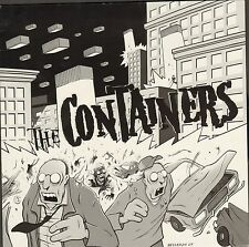 THE CONTAINERS - SOS - 2007 Better Rock Than Roll Fra - BRTR 01