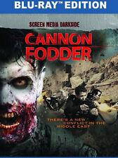CANNON FODDER (Liron Levo) - BLU RAY - Region Free - Sealed