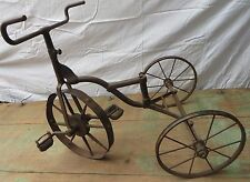 C1930 Antique tricycle FRANKBE Child transportation Pleasure toy Pre WWII Model