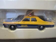 Corgi New York State Police 1974 Dodge Monaco US06006 1:43 O Scale Model