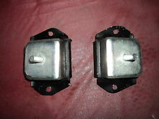 1969 80 Renault 12 15 17 Motor Front Engine Mount Suppport Moteur arriere Pair