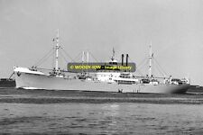 mc0731 - Russian Cargo Ship - Marshall Govorov , built 1939 - photo 6x4