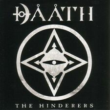 Daath - The Hinderers (CD 2007) (Metal) Collectable Promo CD