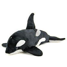 Killer Whale Orca Plush Stuffed Animal COLORATA Japan