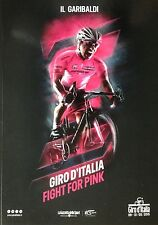 2015 GIRO D'ITALIA ITALY OFFICIAL ROADBOOK ENGLISH CYCLING NO TOUR DE FRANCE