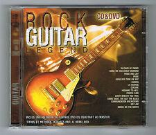 ROCK GUITAR LEGEND - JJ REBILLARD - CD + DVD - TRÈS BON ÉTAT