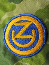 PATCH 102 nd INFANTRY DIVISION US PERIODE VIETNAM