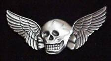 """Death Wings Military Pewter 2"""" Lapel / Hat Pin"""
