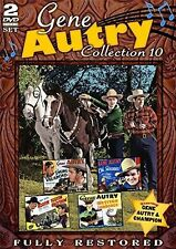 Gene Autry Movie Collection 10 - 2 DISC SET (2015, REGION 1 DVD New)