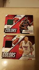 2015-16 True Colors #TC-CA Chris Anderson Jersey Card