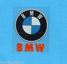 GOLDEN CAR-BAGGIOLI 1985-Figurina n.17- BMW -STEMMA/MARCHIO-Rec