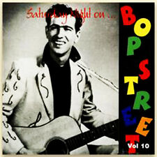 SATURDAY NIGHT ON BOP STREET Volume 10 NEW 1950s rockabilly Rock 'n' Roll